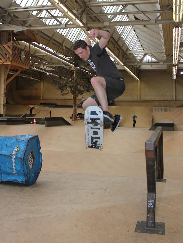 Skateboarding: Area 51