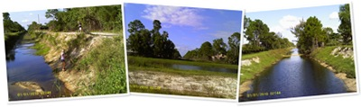 View Acreage Canals