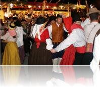 fiestas en Arico