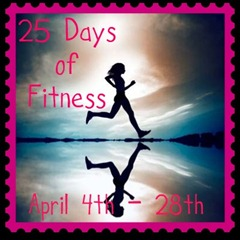25 days of fitness 2