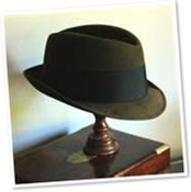 View Hats for a round face