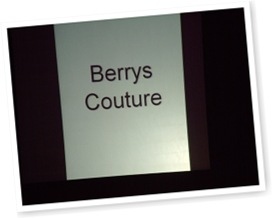 View Barrys Couture Logo