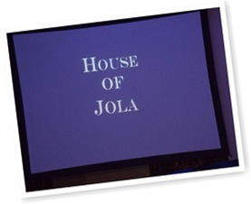 View House of Jola Logo