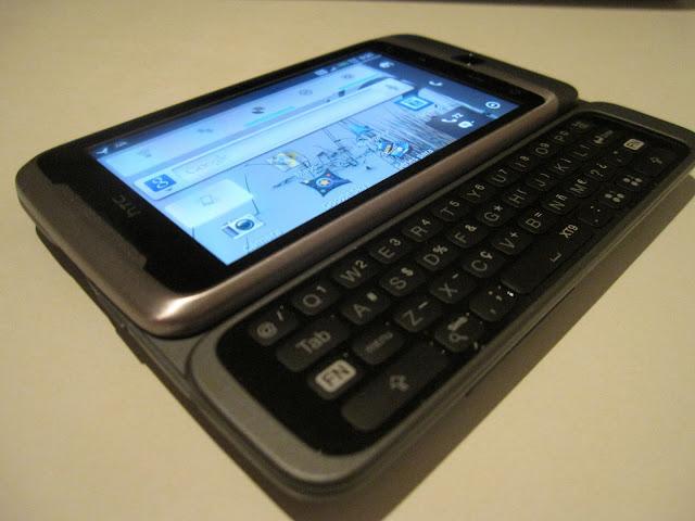 Videoreview y más del HTC Desire Z, un gran teléfono