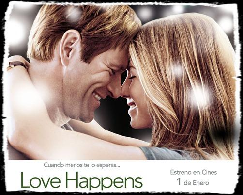 el amor que pasa/ love happens