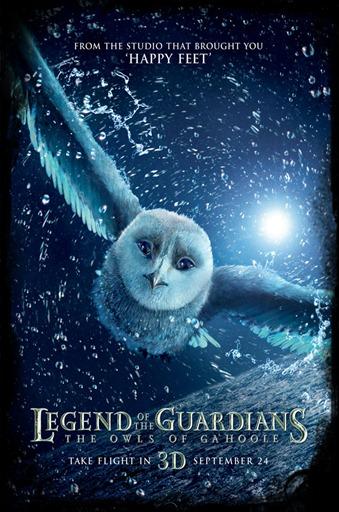 Ga´Hoole, la leyenda de los guardianes