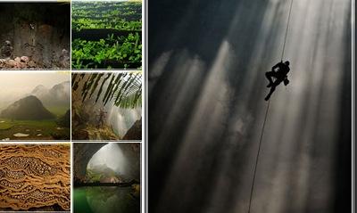 View Hang Sơn Đoòng kỳ vĩ, mê hoặc trên tạp chí địa lý nổi tiếng