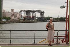 La Boca Transporter Bridge