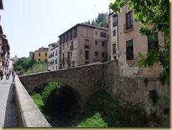Bridge over the Darro