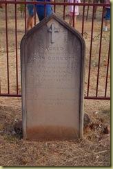 Grave of John Corbett
