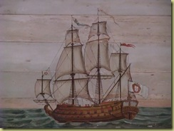 Galleon Detail