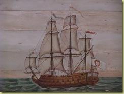 Galleon Detail