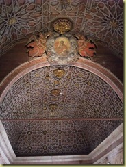 Palatine Chapel Ceiling