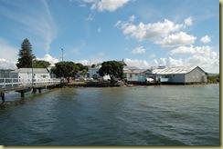 Rawene Ferry Pier