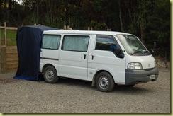 Van with Tent 1