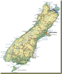 South Island to Nelson