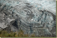 Fox Glacier Layers