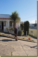 Steepest Street Standing