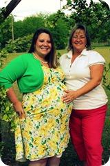 moma and sarah