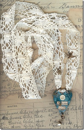 Tami Roth - A Kind Heart necklace for Beth B_