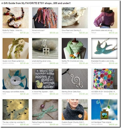 Etsy Treasury_November_1 2010