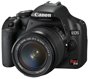 The Canon T1i