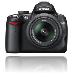 Nikon D5000 DSLR Review