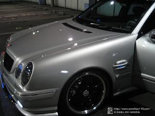 AMG E55T 01y