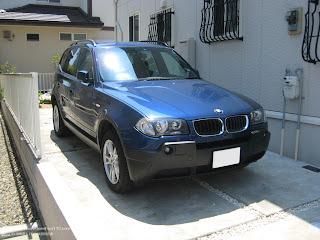 BMW X3 04y