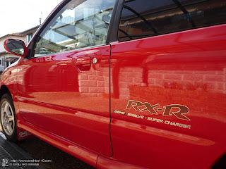 SUBARU VIVIO RX-R 92y 実践7ヶ月目