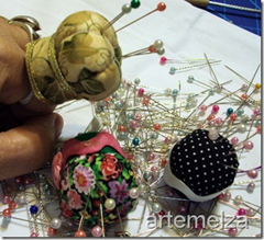 artemelza - agulheiro de dedo