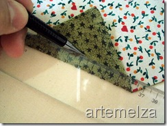 artemelza - bolsa para maquiagem