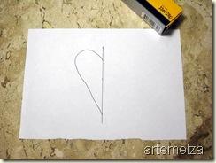 desenhando o coração