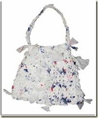 bolsa de sacolas plasticas