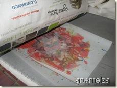Artemelza - cera derretida