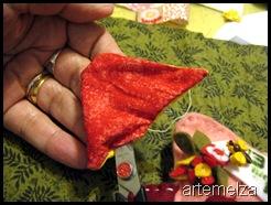 artemelza - fuxico com 2 triangulos