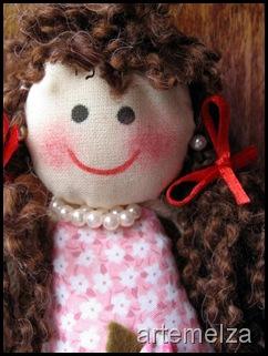 artemelza - boneca de pano