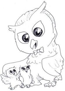 titio coruja