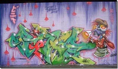 binho grafiteiro arte de rua
