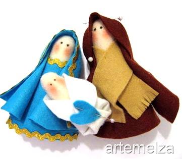 artemelza - presépio de natal