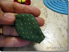artemelza - joaninha de botão