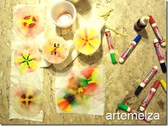 artemelza - pintura falso batik