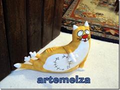 artemelza - gatinho feliz
