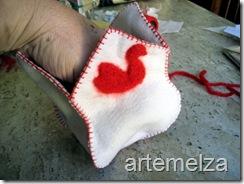 artemelza - cestinha de feltro-35