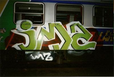 IMZ by Raw - krösatåget 1997
