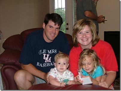David ,Angie and kids