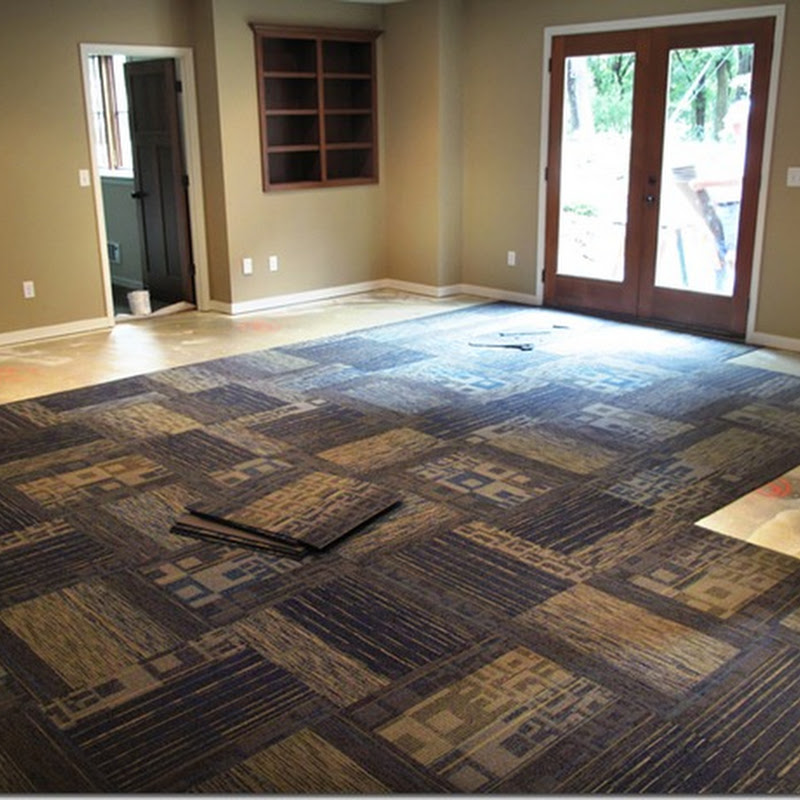 Carpet Tiles For Basement