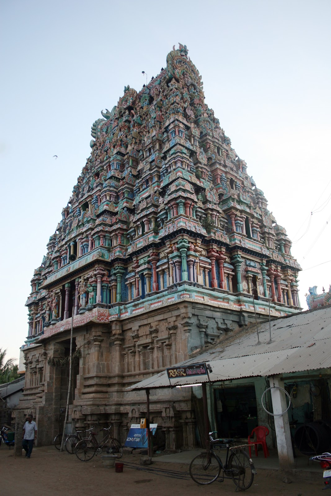 Saranatha Perumal Temple, Thirucherai