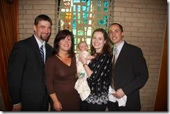 ALEX'S BAPTISM 169