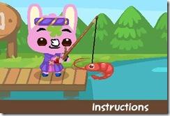 Pet Society Fishing - Shrimp